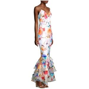 Millay Floral Gown